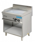 Heavy Duty 800 Gas Griddle on Stand